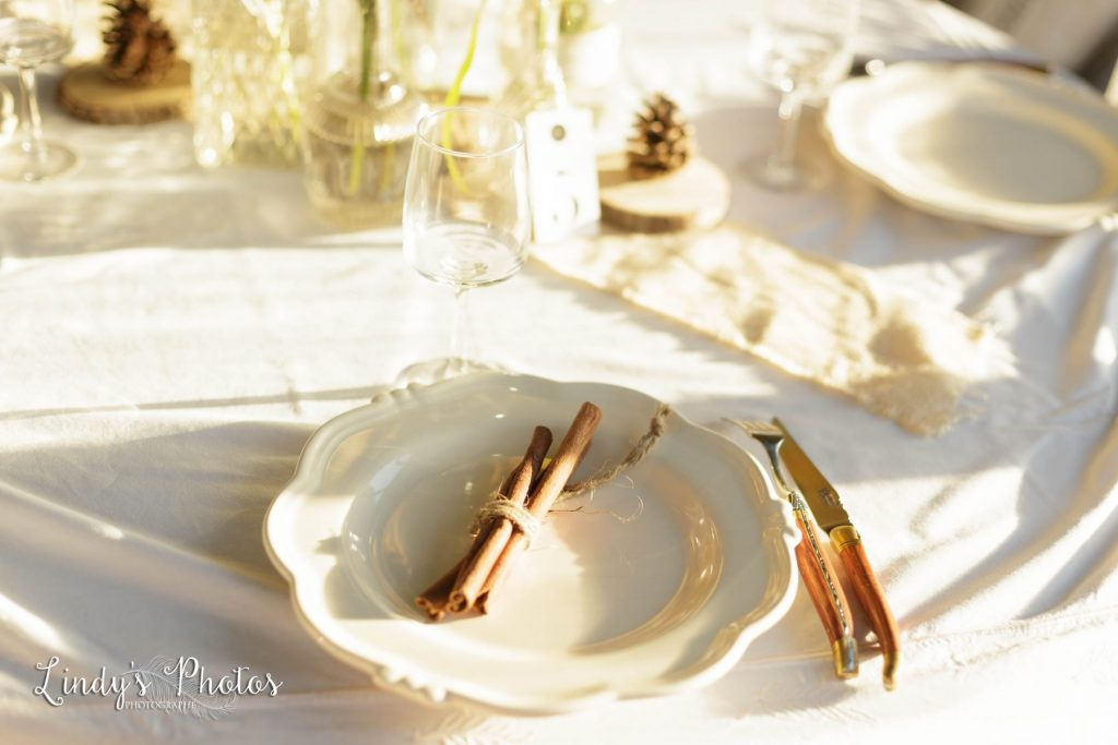 décoration de table Lindy's Photos