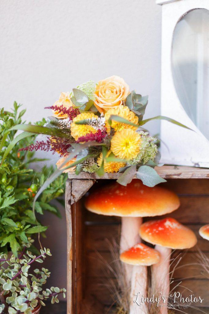 Bouquet mariée d'automne Lindy's Photos