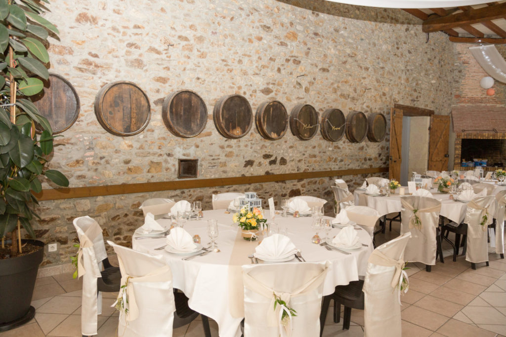 Photo salle Chais de l'Epinay