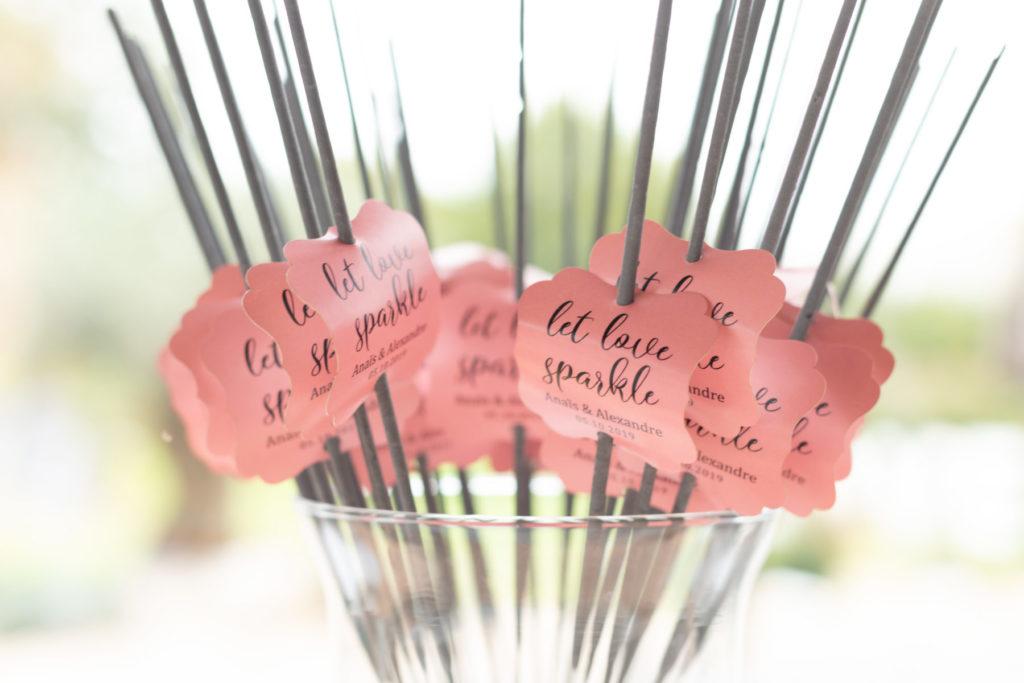 Photo décoration mariage
