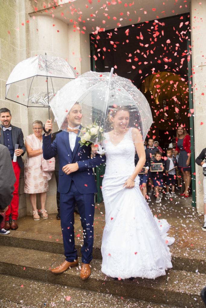 Photo mariage religieux Bouvron