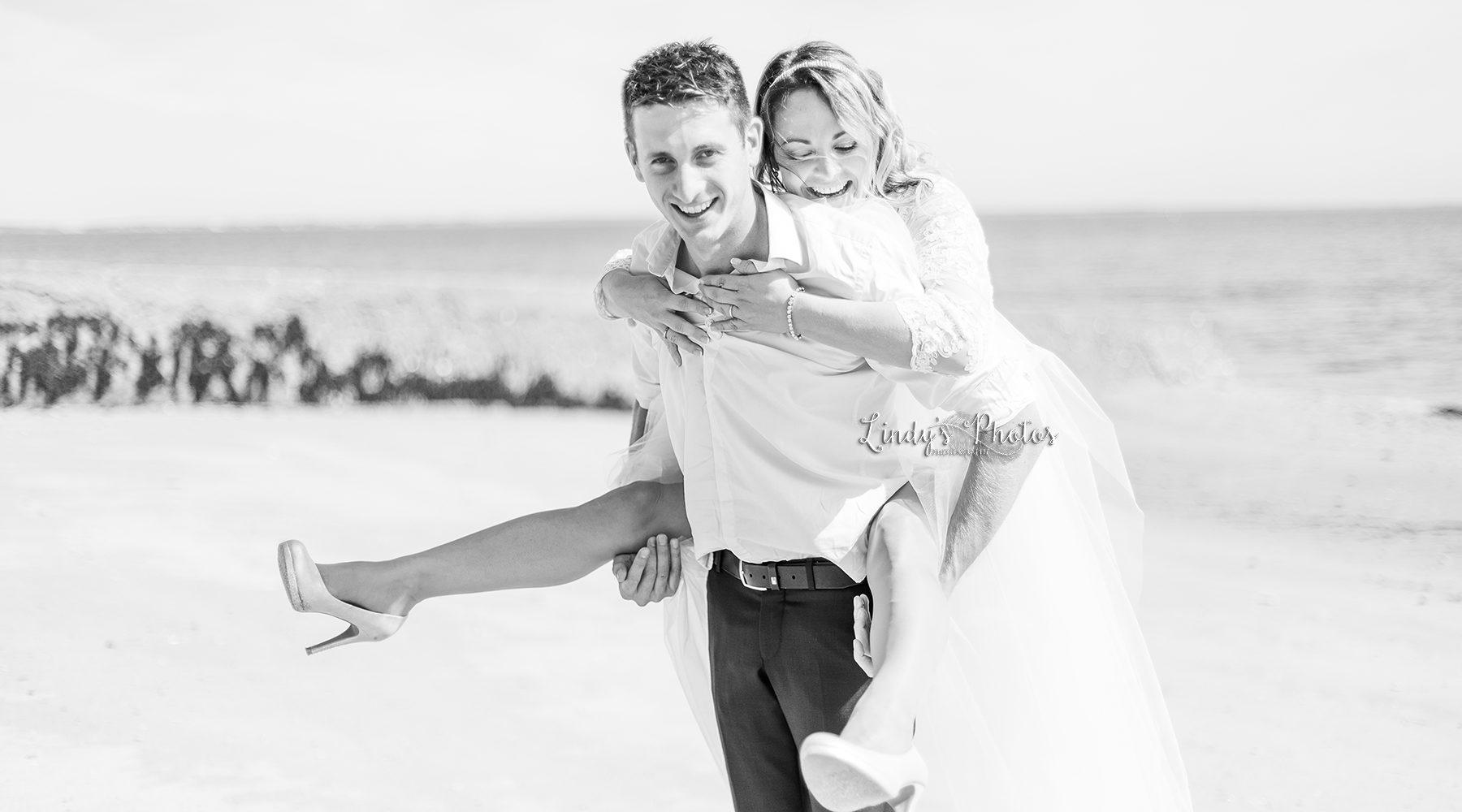 Photos de couple mariage Noirmoutier