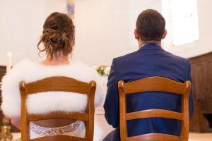 Photos des mariés à Sautron