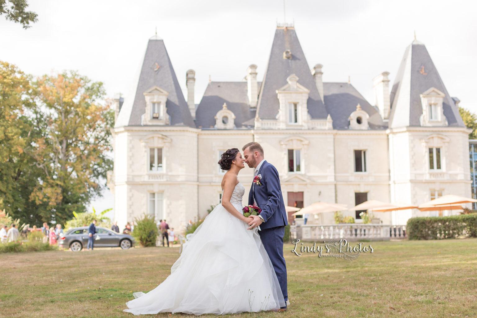 Photos de couple mariage La Chapelle sur Erdre