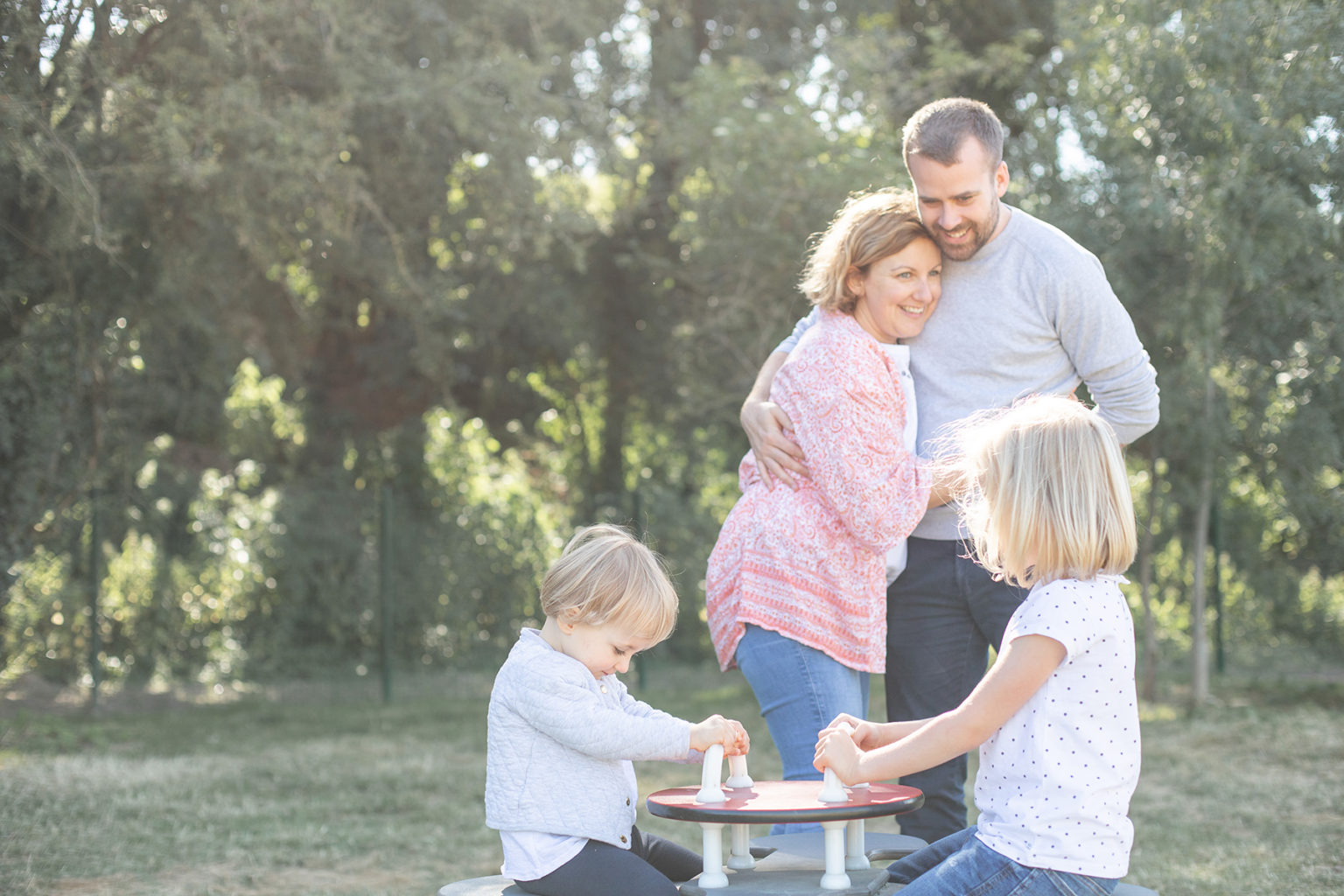 Photo de famille lifestyle Saint Sébastien sur Loire