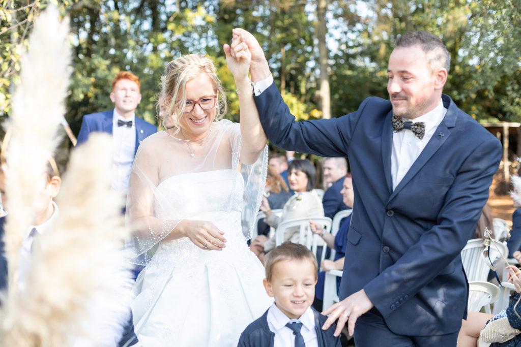 Photo-mariage laïque-St Sébastien sur Loire